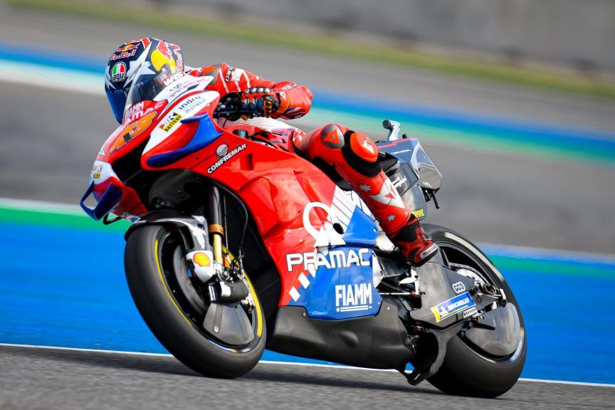 Jack Miller, PRAMAC RACING, PTT Thailand Grand Prix