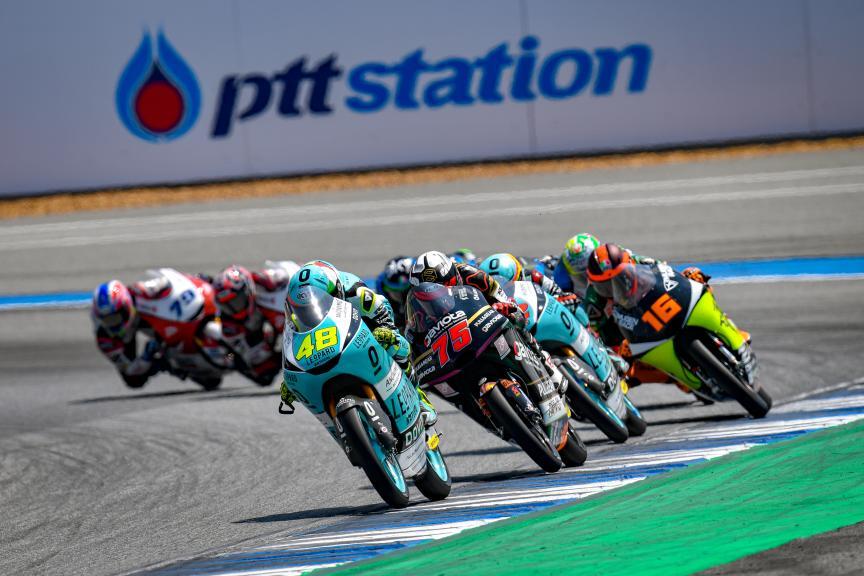 Lorenzo Dalla Porta, Leopard Racing, PTT Thailand Grand Prix
