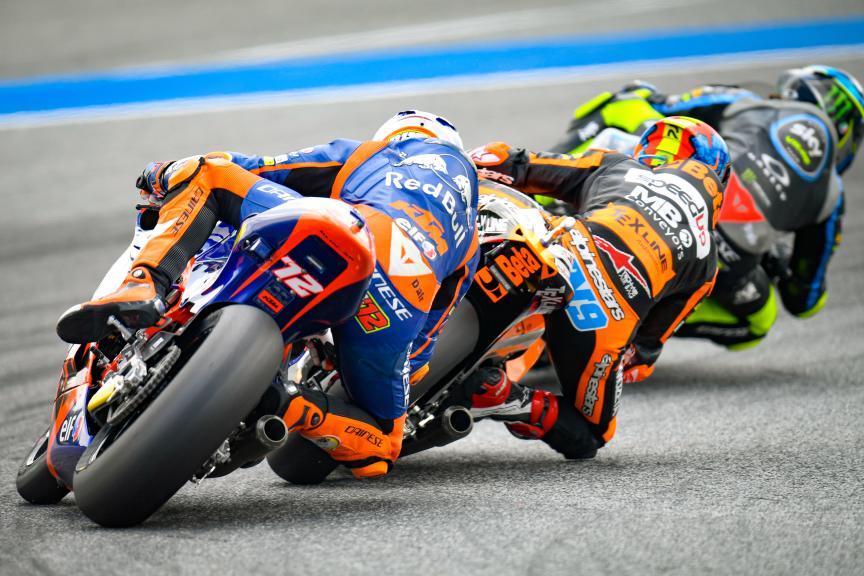 Marco Bezzecchi, Red Bull KTM Tech 3, PTT Thailand Grand Prix