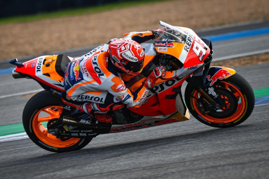 Marc Marquez, Repsol Honda Team, PTT Thailand Grand Prix
