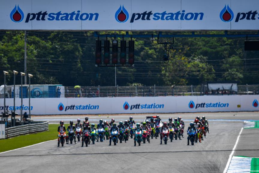 Moto3, Race, PTT Thailand Grand Prix