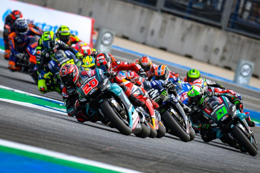 MotoGP, Race, PTT Thailand Grand Prix