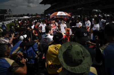 Las mejores imágenes del Gran Premio PTT de Tailandia