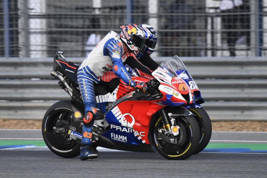 Jack Miller, Miguel Oliveira, PTT Thailand Grand Prix