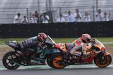 Marc Marquez, Fabio Quartararo, PTT Thailand Grand Prix