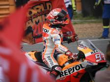 Best shots of MotoGP, PTT Thailand Grand Prix