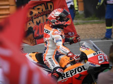 Best shots of MotoGP, PTT Thailand Grand Prix
