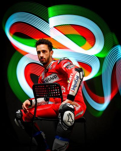 DesmoDovi // Can @andreadovizioso keep the Championship alive from row
