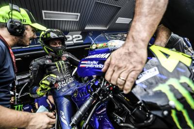 Two Yamahas on the podium, but what happened to Rossi?