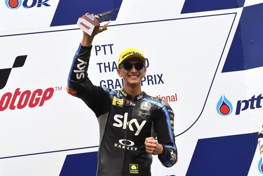 Luca Marini, Sky Racing Team VR46, PTT Thailand Grand Prix