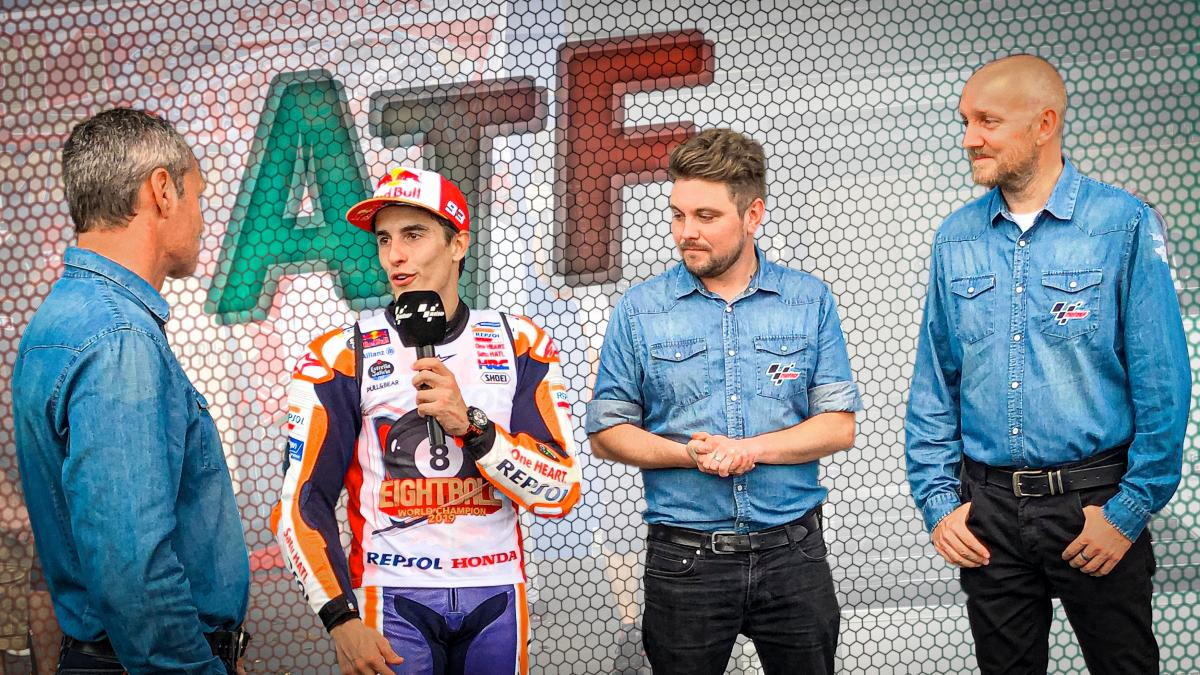 After the Flag: Marc Marquez makes it magic number 8