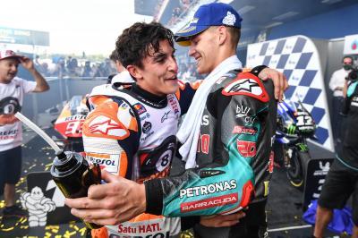 Il più grande rivale di Marquez nel 2020?
