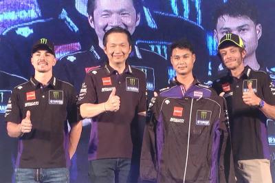 Yamaha fever sweeps Thailand