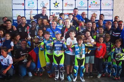 Diego González conquista la Cup Dani Rivas 2019 en Minimotos
