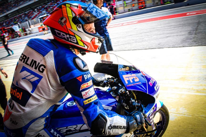 Gabriel Rodrigo, Kőmmerling Gresini Moto3,