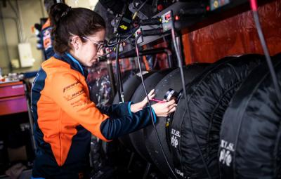 KTM's female excellence: making the difference in MotoGP™