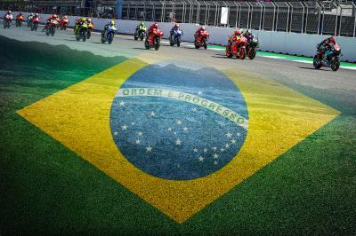 Il MotoGP™ torna a Rio de Janeiro dal 2022