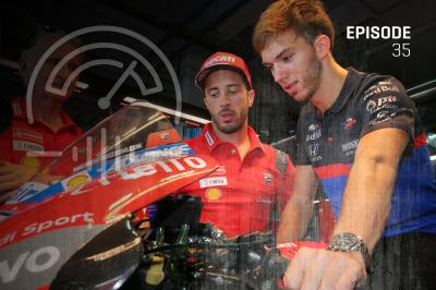 "F1's Gasly on ""amazing"" Thai GP experience"