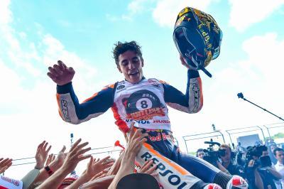 ATF: Intervista al campione del mondo