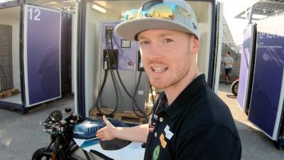 GoPro: Smith erklärt, was wir über MotoE™ wissen müssen