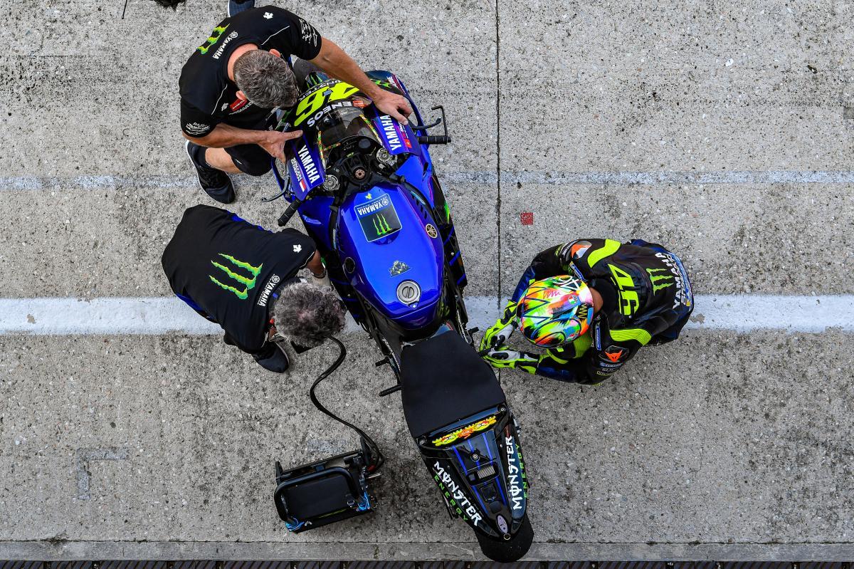 Big changes made to MotoGP™ testing schedule