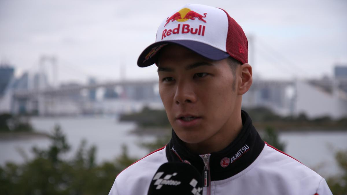 Nakagami chats about his injury, the surgery and Zarco