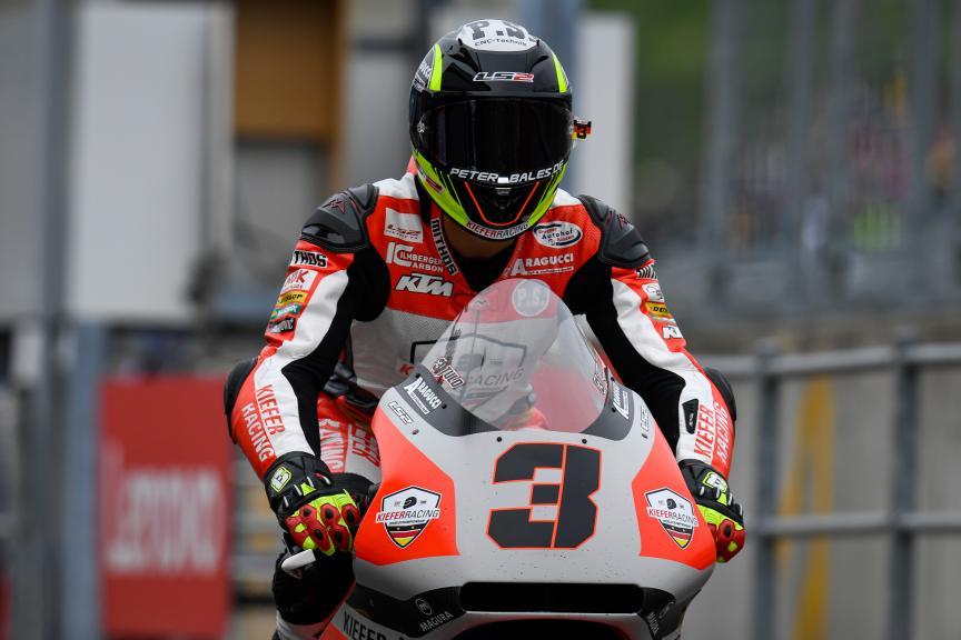 Lukas Tulovic, Kiefer Racing, Motul Grand Prix of Japan