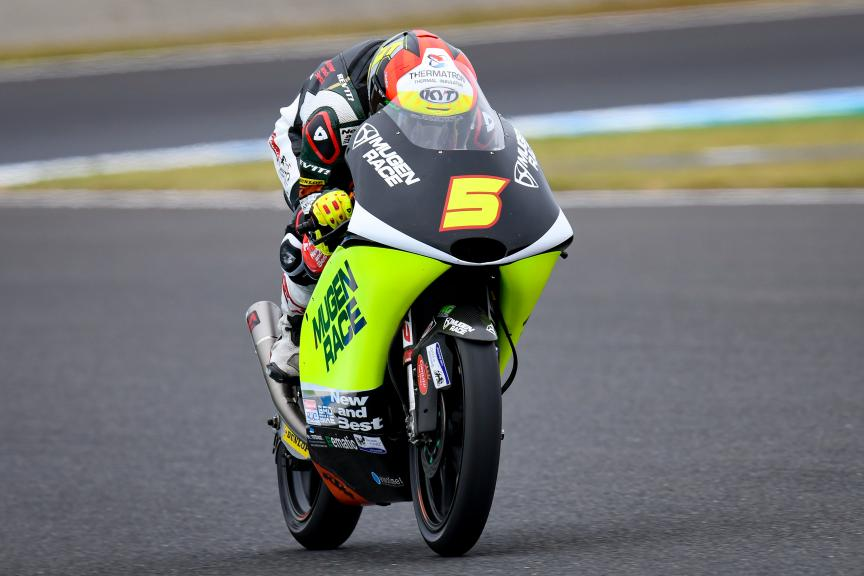 Jaume Masia, Mugen Race, Motul Grand Prix of Japan
