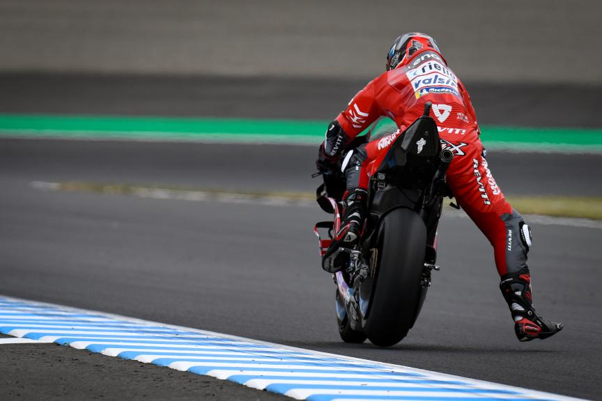 Danilo Petrucci, Ducati Team, Motul Grand Prix of Japan