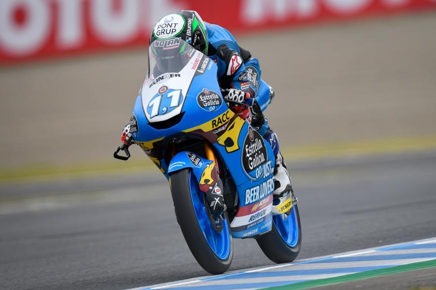Sergio Garcia, Estrella Galicia 0,0, Motul Grand Prix of Japan