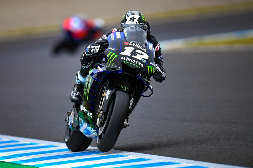 Maverick Viñales, Monster Energy Yamaha MotoGP, Motul Grand Prix of Japan