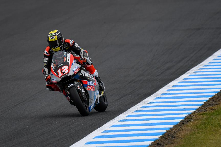 Tom Luthi, Dynavolt Intact GP, Motul Grand Prix of Japan