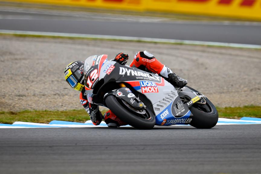 Tom Luthi, Dynavolt Intact GP, Motul Grand Prix of Japan