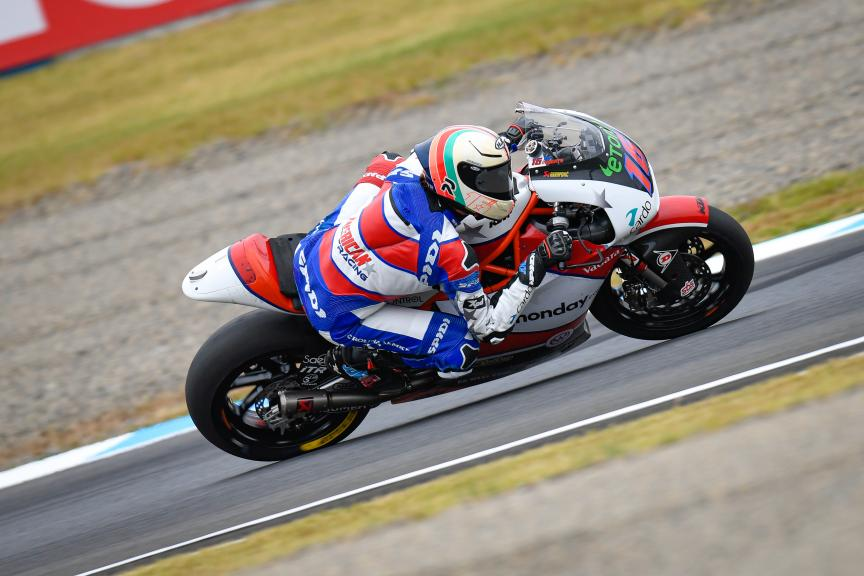 Joe Roberts, American Racing KTM, Motul Grand Prix of Japan