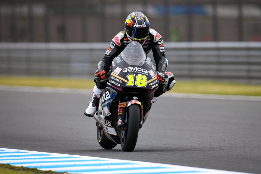 Xavier Cardelus, Gaviota Angel Nieto Team, Motul Grand Prix of Japan