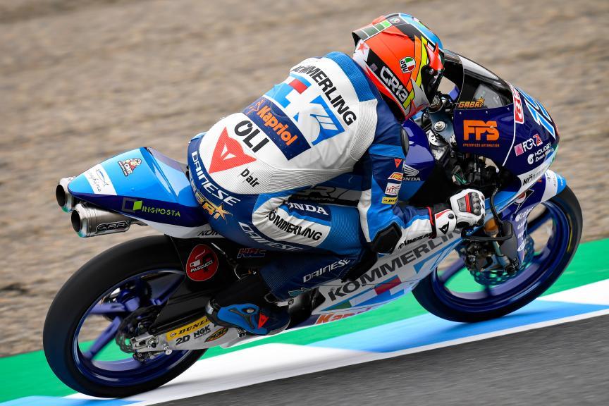 Gabriel Rodrigo, Kőmmerling Gresini Moto3, Motul Grand Prix of Japan