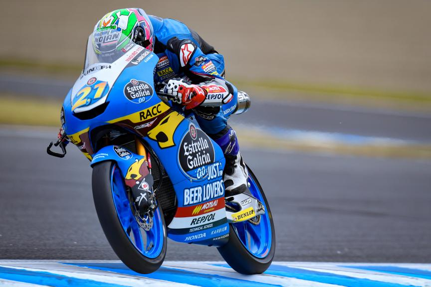 Alonso Lopez, Estrella Galicia 0,0, Motul Grand Prix of Japan