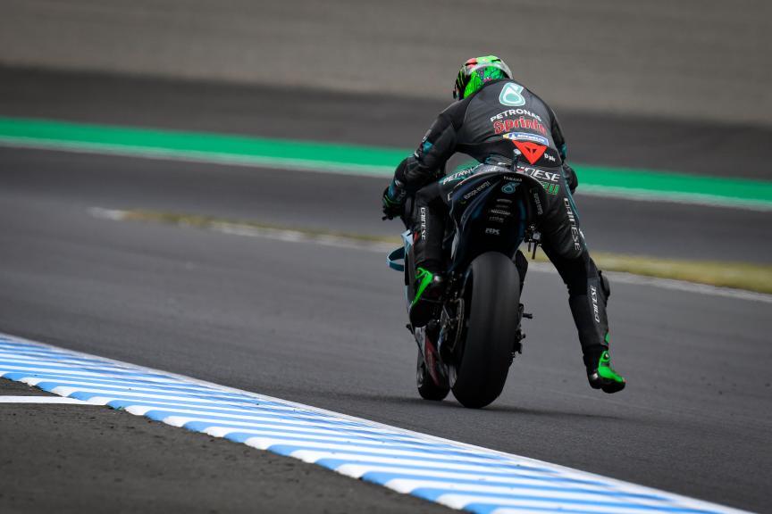 Franco Morbidelli, Petronas Yamaha SRT, Motul Grand Prix of Japan