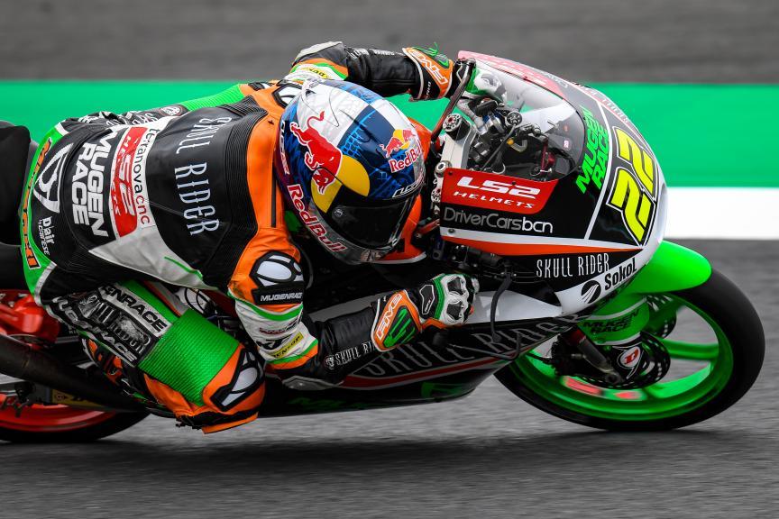 Kazuki Masaki, BOE Skull Rider Mugen Race, Motul Grand Prix of Japan