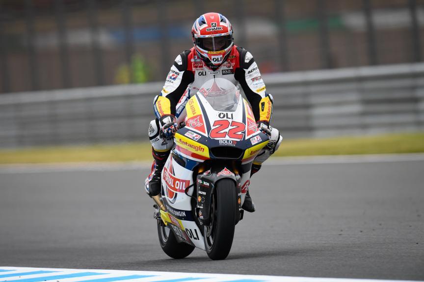 Sam Lowes, Federal Oil Gresini Moto2, Motul Grand Prix of Japan