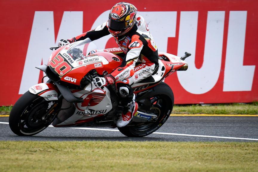 Takaaki Nakagami, LCR Honda Idemitsu, Motul Grand Prix of Japan