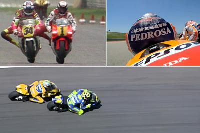 We ask MotoGP™ Legends who their toughest rivals were