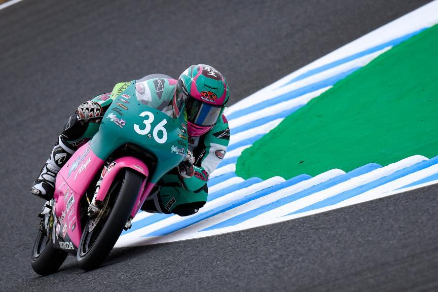 Sho Hasegawa, Team Anija Club Y's, Grand Prix of Japan