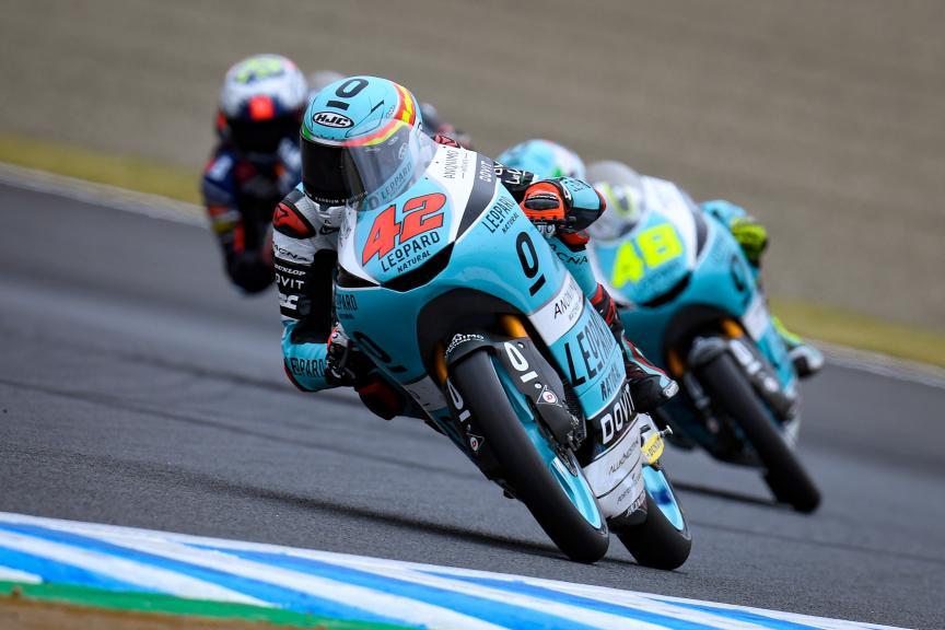 Marcos Ramirez, Leopard Racing, Motul Grand Prix of Japan