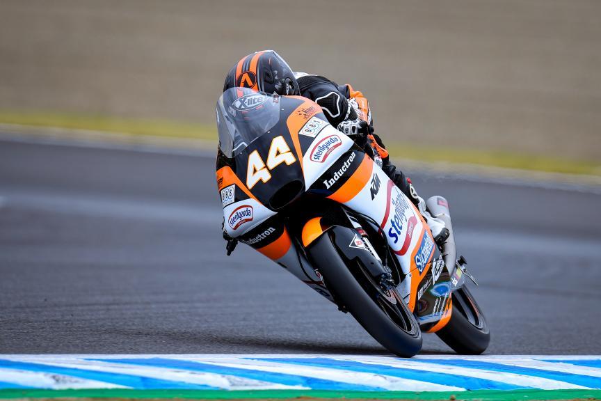 Aron Canet, Sterilgarda Max Racing Team, Motul Grand Prix of Japan