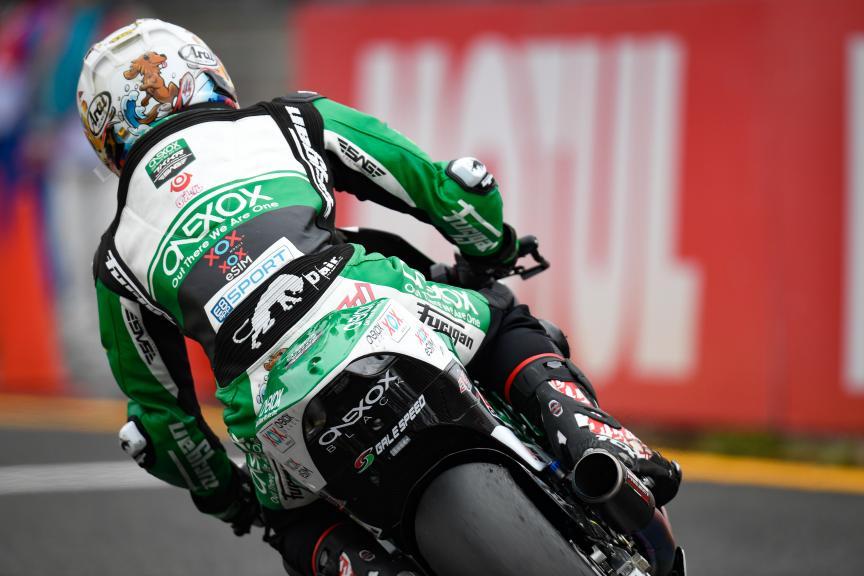 Tetsuta Nagashima, Onexox TKKR SAG Team, Motul Grand Prix of Japan