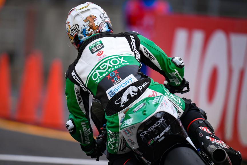 Tetsuta Nagashima, Onexox TKKR SAG Team, Motul Grand Prix of Japan