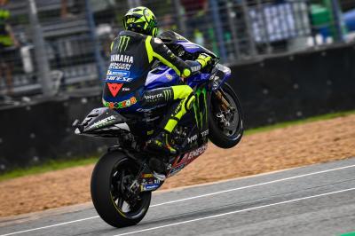 """Rossi mueve ficha y prepara """"algo diferente"""""""