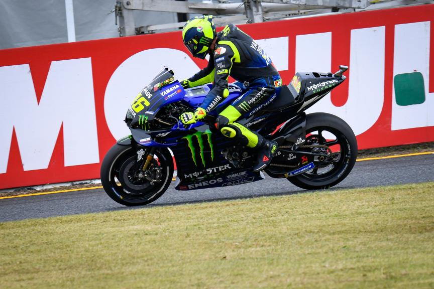 Valentino Rossi, Monster Energy Yamaha MotoGP, Motul Grand Prix of Japan