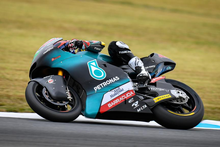 Adam Norrodin, Petronas Sprinta Racing, Motul Grand Prix of Japan